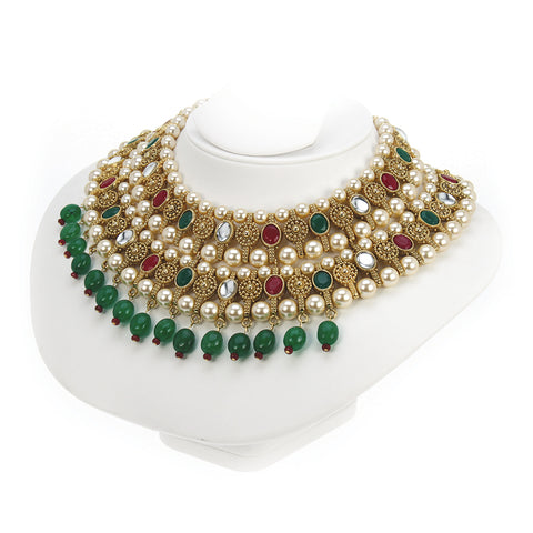 Puravati Designer Necklace