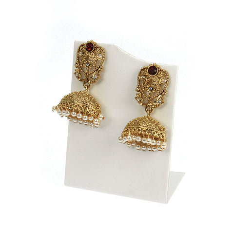Noorali Jumki Earrings
