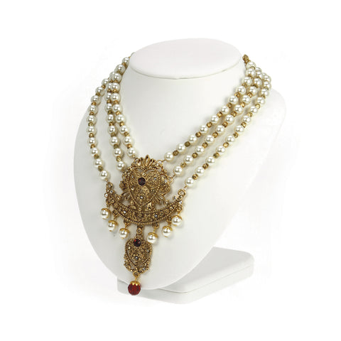 Noorali Necklace