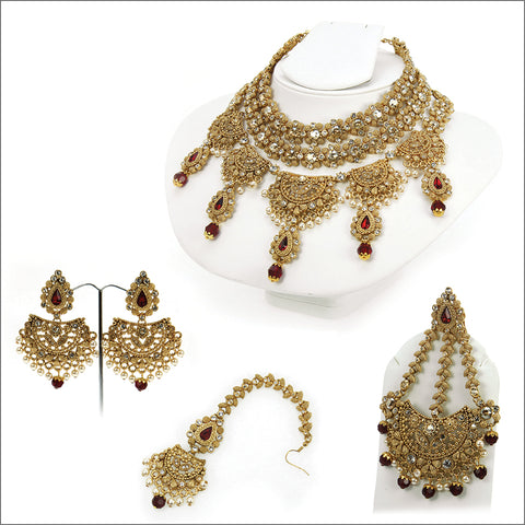 Sarja Elite Bridal Set