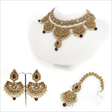 Sarja Bridal Set