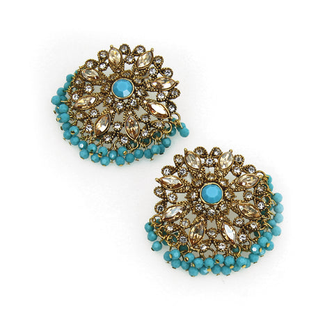 Nwabi Designer Stud Earrings