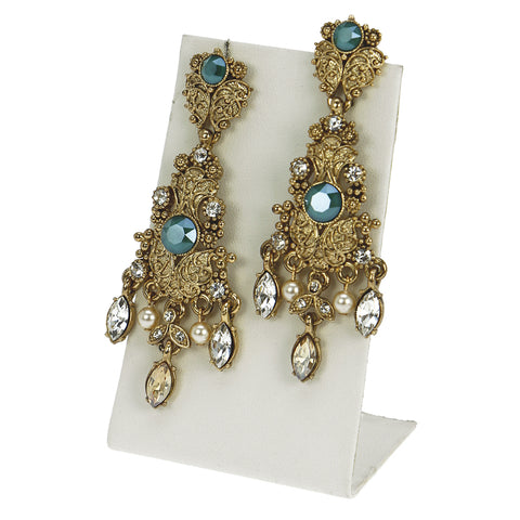 Nilaan Drop Earrings