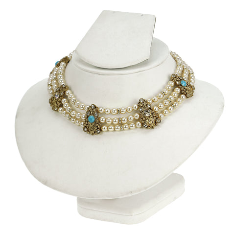 Sujana Collar Necklace