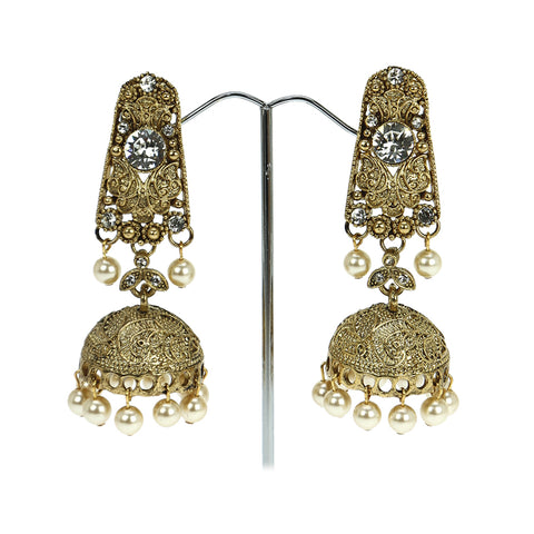 Lavanya Jhumki Earrings
