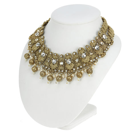 Lavanya Beaded Necklace