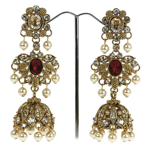 Mehrunisa Chandelier Earrings