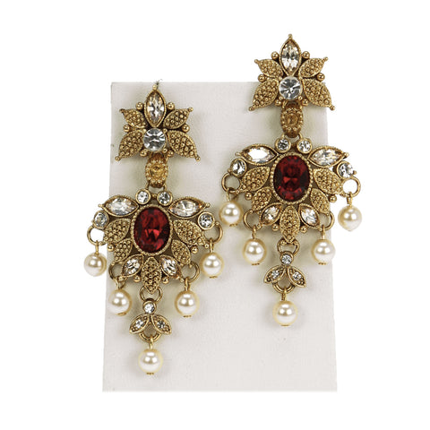 Mehrunisa Droplet Earrings