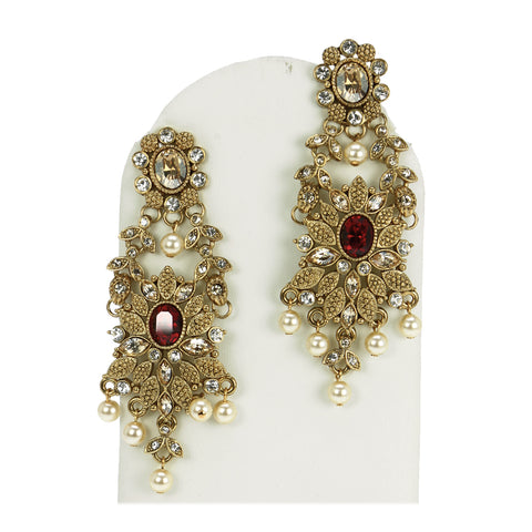 Mehrunisa Couture Earrings