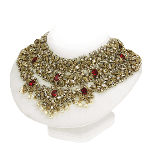 Mehrunisa Couture Necklace