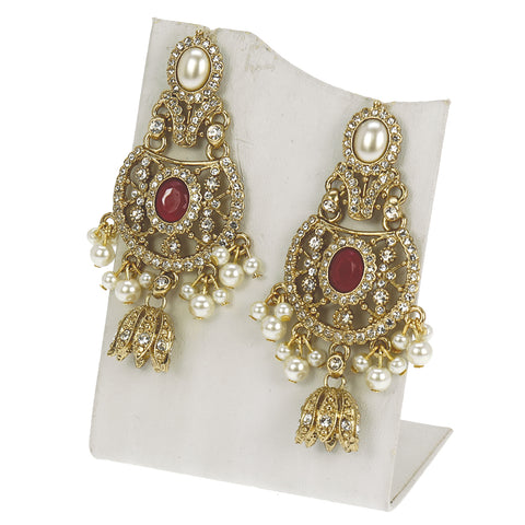 Afsana Droplet Earring