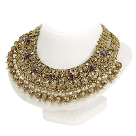 Arisha Beaded Necklace