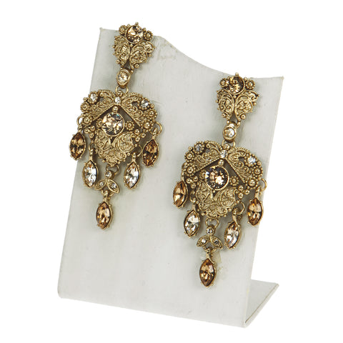 Zarqa Earrings