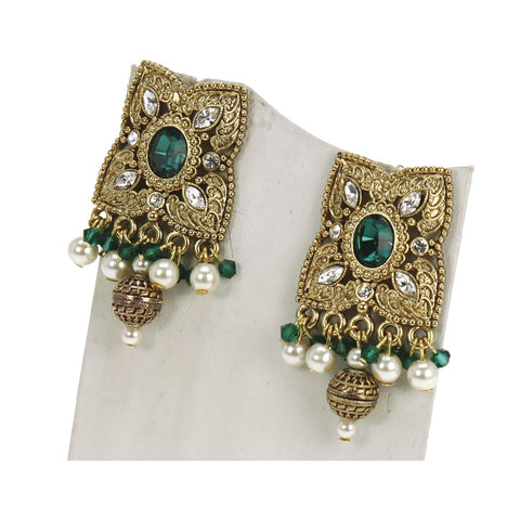 Jia Gizaab Drop Earrings