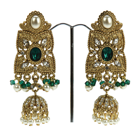 Jia Gizaab Jhumki Earrings