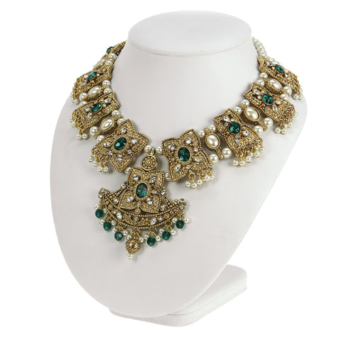 Jia Gizaab Necklace