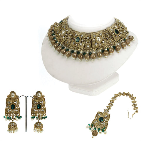 JIA GIZAAB Bridal Set