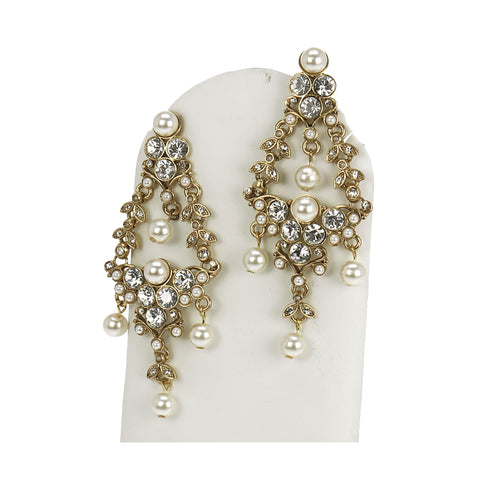 Divaan Chandelier Earrings