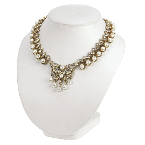 Divaan V Necklace