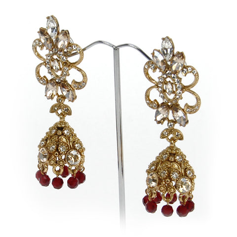 Miraaj Jhumki Earrings