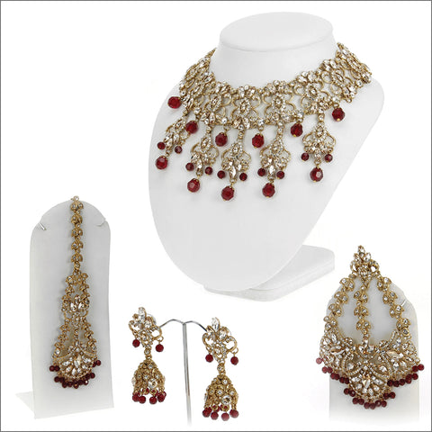 Almeera Elite Bridal Set