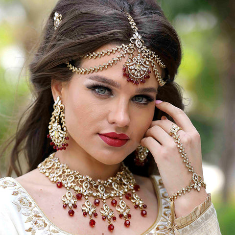 Miraaj Bridal Set