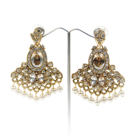 Almeera Fan Earrings