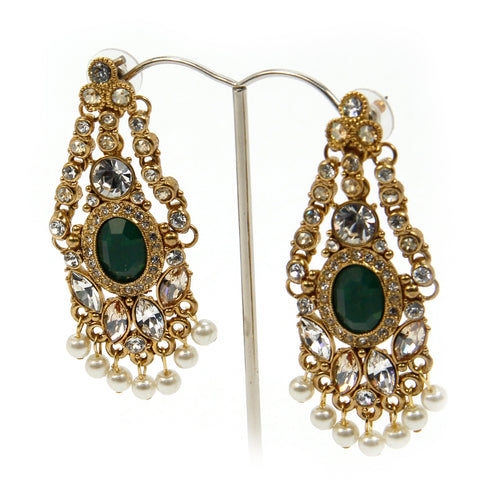 Almeera Chandelier Earrings