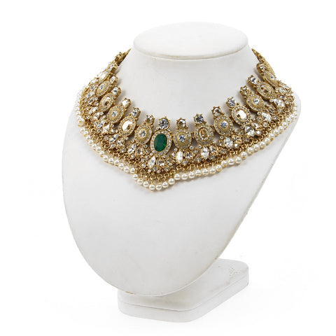 Almeera Bridal Necklace