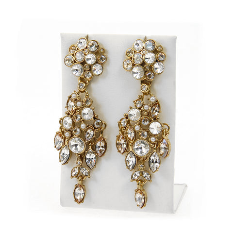 Ela Chandelier Earrings