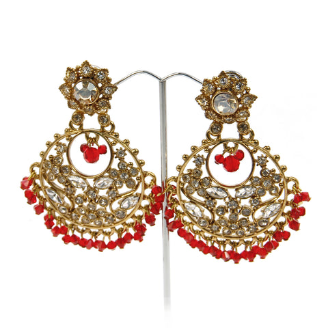Gulnaar Fan Earrings
