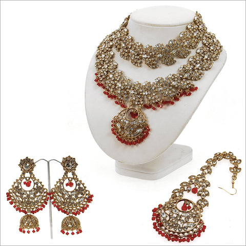 Gulnaar Bridal Set