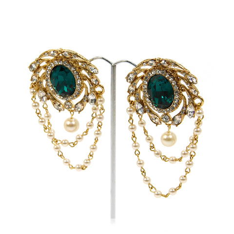 Rivaah Pearl Earrings