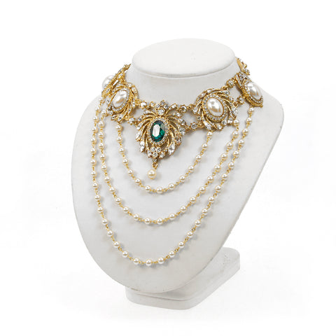 Rivaah Pearl Drop Necklace
