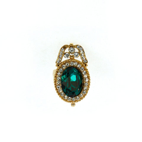 Rivaah Oval Ring