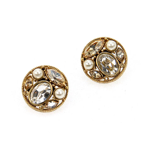 Insiyah Stud Earrings