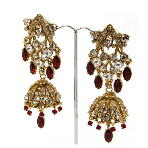 Shandana Jhumka Earrings