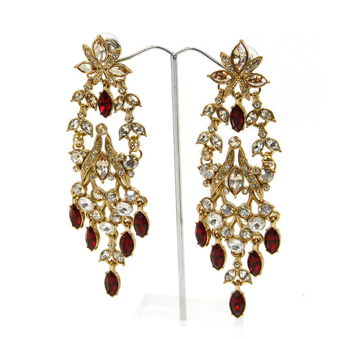 Shandana Chandelier Earrings