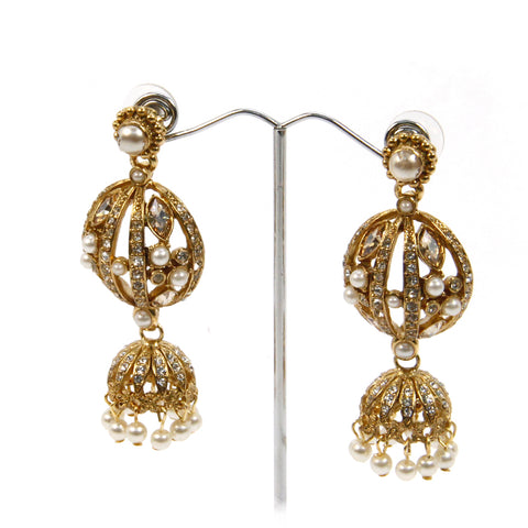 Shahpur Jhumki Earrings