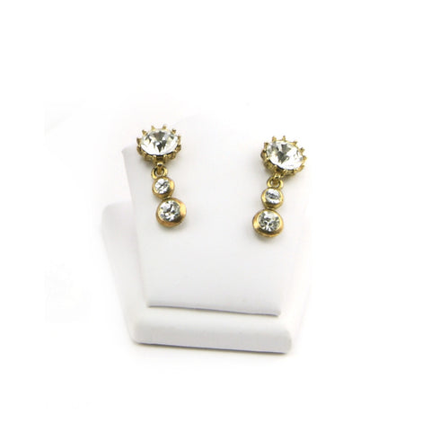 Sinaaj peardrop Earrings