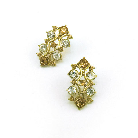Fillergry cluster Earrings