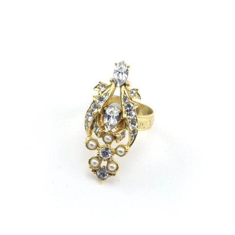 Pearlised Ring