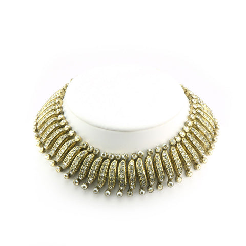 Elegant Cleopatra Necklace