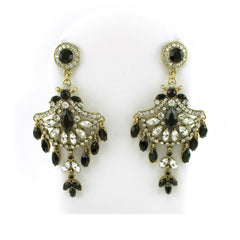 Rivaaz Fan Earrings