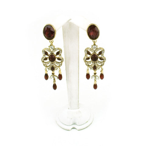 Arcacia Peardrop Earrings