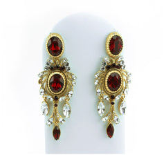 Ovalescent Earrings