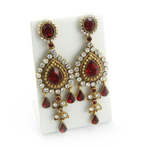 Bejewelled Earrings
