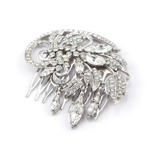 Anthea Petite Droplet Hair Comb