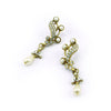 Floriano small earrings