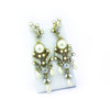 Floriano drop earrings